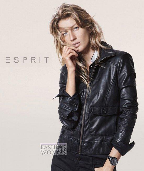 Лукбук Esprit осень 2012 фото №3