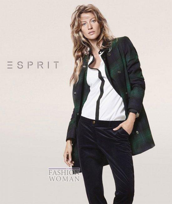 Лукбук Esprit осень 2012 фото №4