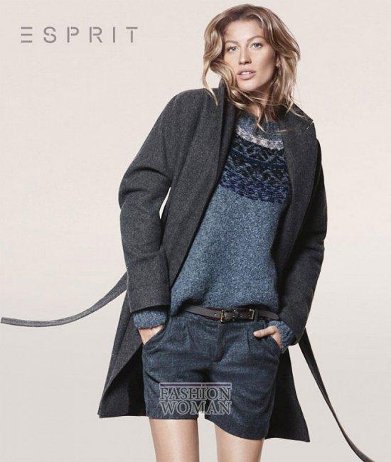 Лукбук Esprit осень 2012 фото №5