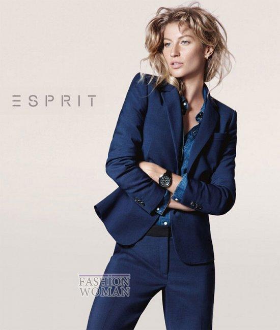 Лукбук Esprit осень 2012 фото №7