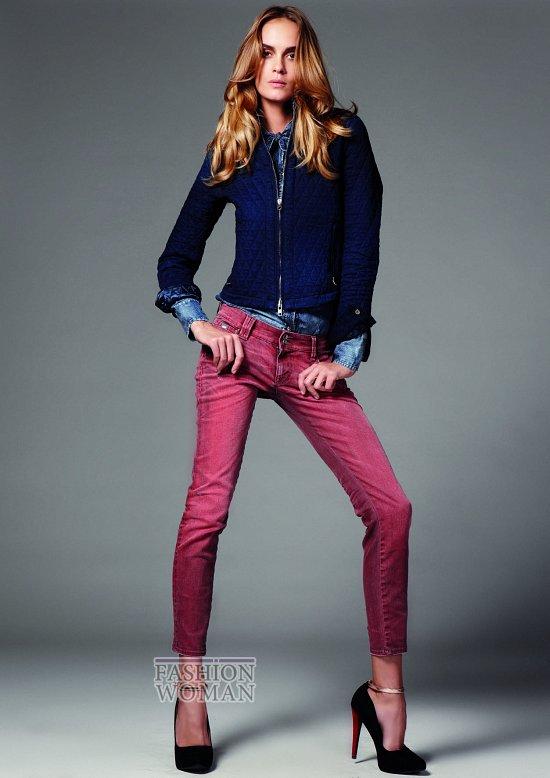 Лукбук Gas Jeans осень-зима 2013-2014 фото №6