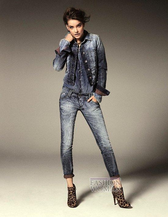 джинсы Gas