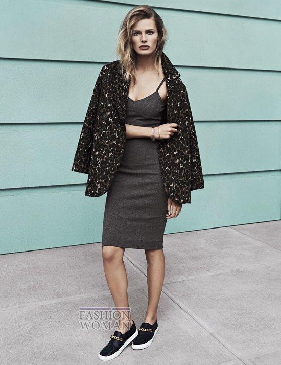 Лукбук H&M осень 2014