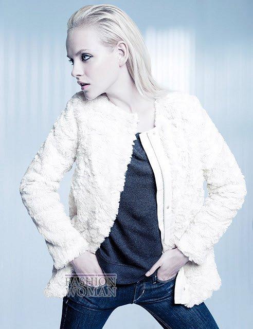 одежда H&M осень-зима 2013-2014