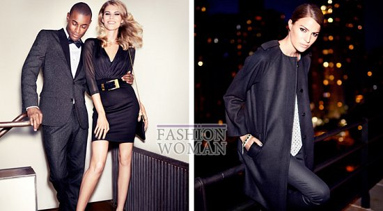 одежда H&M зима 2014