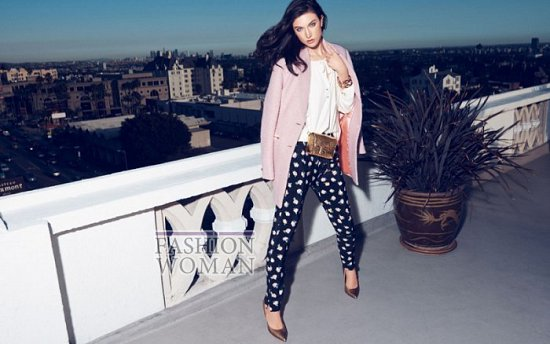 Лукбук Juicy Couture осень 2014 фото №16