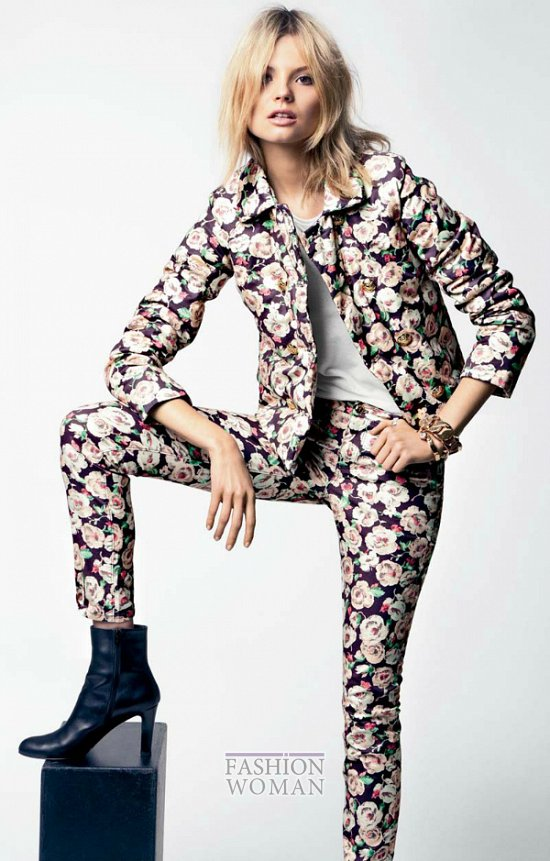 Лукбук Juicy Couture осень-зима 2012-2013 фото №1