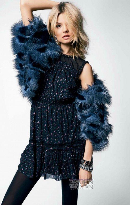 Лукбук Juicy Couture осень-зима 2012-2013 фото №11