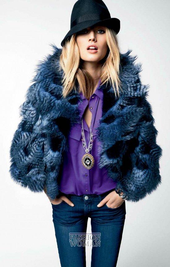 Лукбук Juicy Couture осень-зима 2012-2013 фото №12