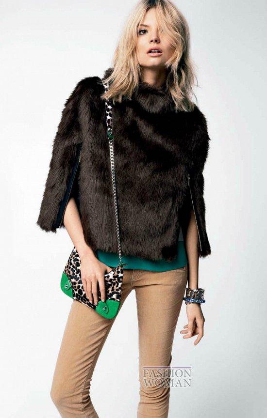 Лукбук Juicy Couture осень-зима 2012-2013 фото №13