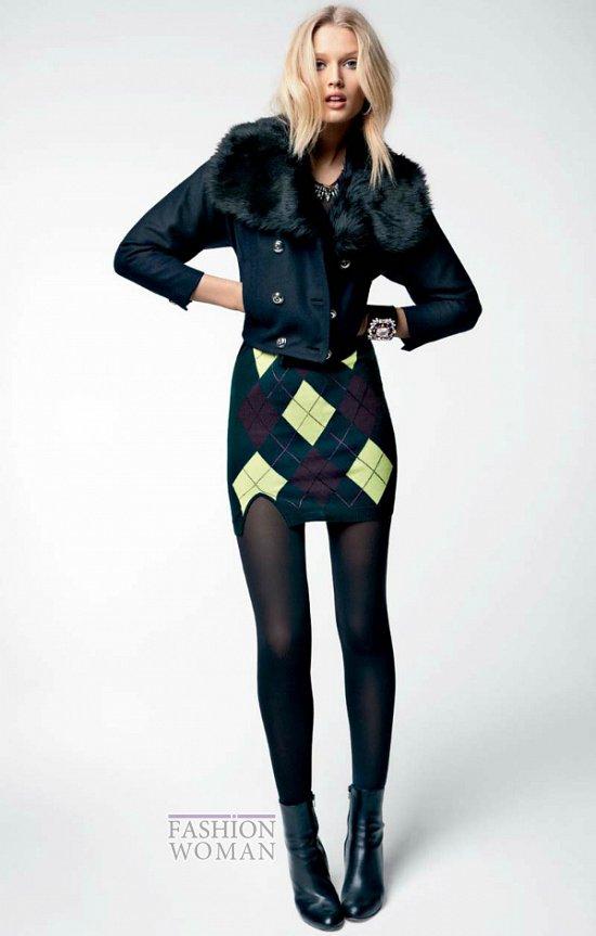 Лукбук Juicy Couture осень-зима 2012-2013 фото №15