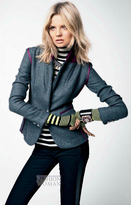 Лукбук Juicy Couture осень-зима 2012-2013 фото №16