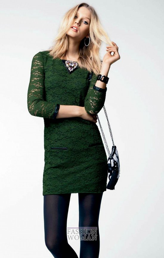 Лукбук Juicy Couture осень-зима 2012-2013 фото №17
