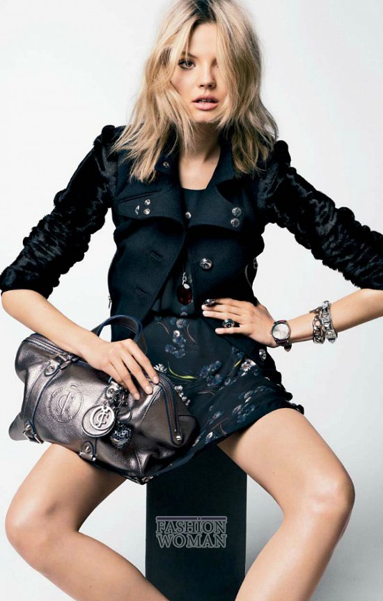 Лукбук Juicy Couture осень-зима 2012-2013 фото №20