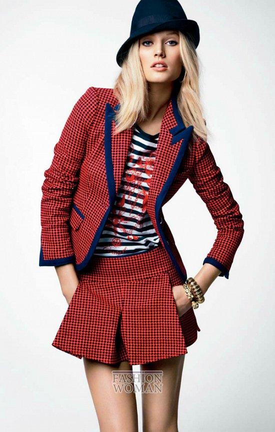 Лукбук Juicy Couture осень-зима 2012-2013 фото №3