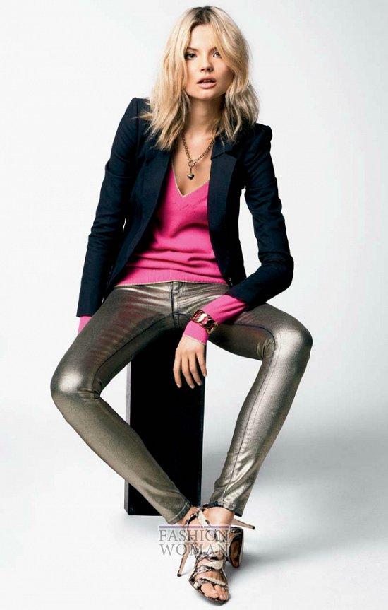 Лукбук Juicy Couture осень-зима 2012-2013 фото №21