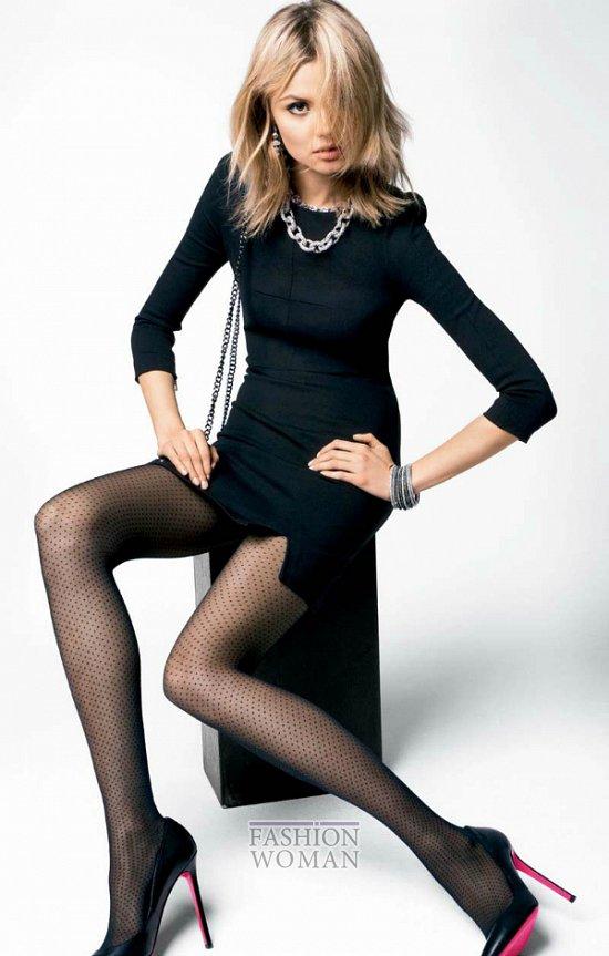 Лукбук Juicy Couture осень-зима 2012-2013 фото №22
