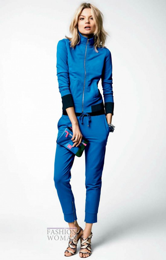 Лукбук Juicy Couture осень-зима 2012-2013 фото №4