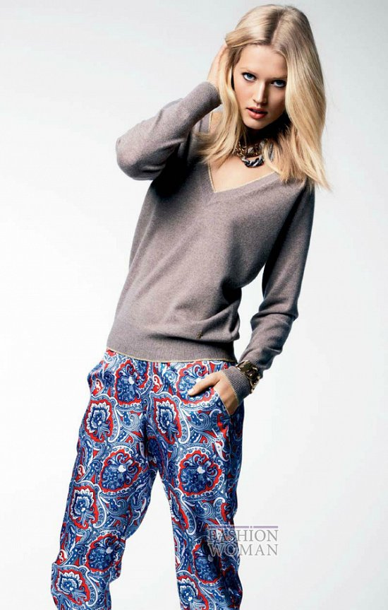Лукбук Juicy Couture осень-зима 2012-2013 фото №5