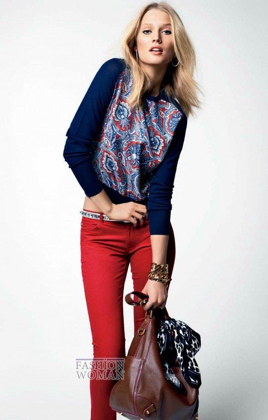 Лукбук Juicy Couture осень-зима 2012-2013 фото №6