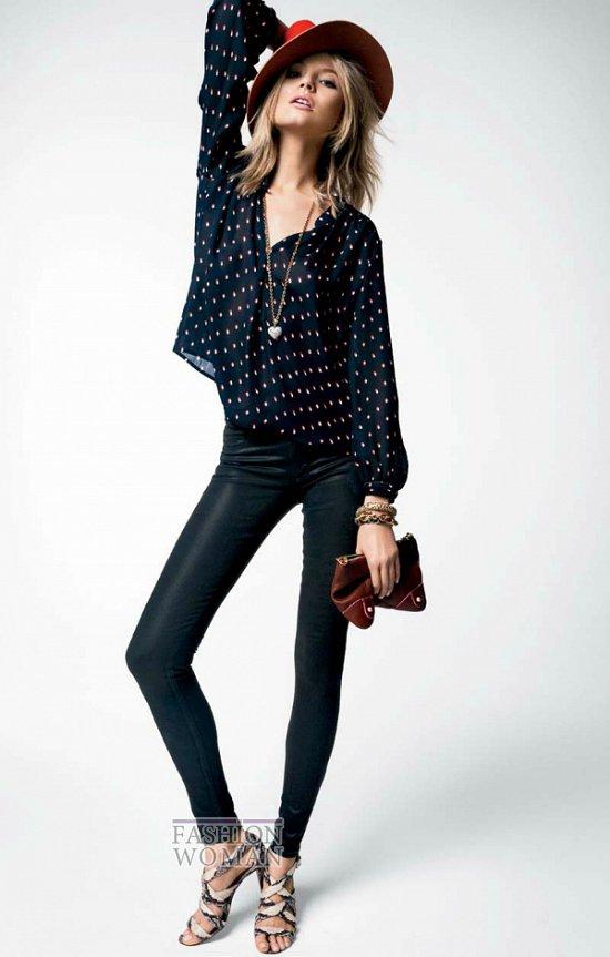 Лукбук Juicy Couture осень-зима 2012-2013 фото №9