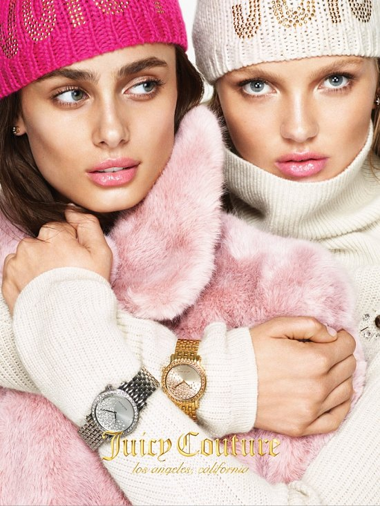 Лукбук Juicy Couture осень-зима 2015-2016 фото №6