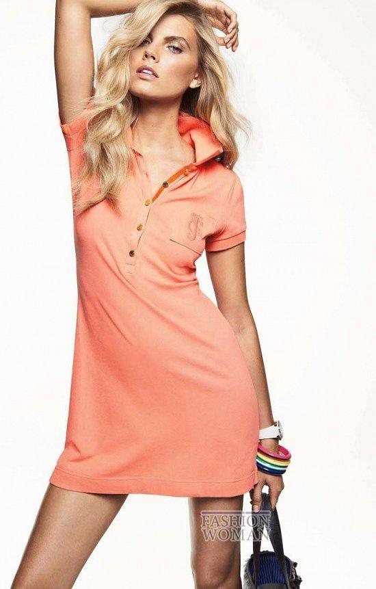 Лукбук Juicy Couture Весна-Лето 2012 фото №13