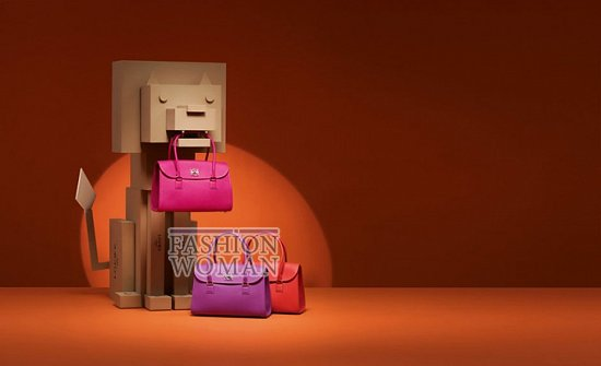Лукбук коллекции аксессуаров Loewe Holiday 2011-2012 фото №1