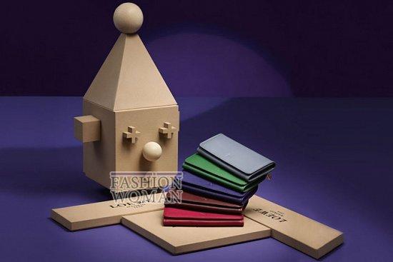 Лукбук коллекции аксессуаров Loewe Holiday 2011-2012 фото №11