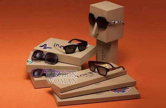 Лукбук коллекции аксессуаров Loewe Holiday 2011-2012 фото №13