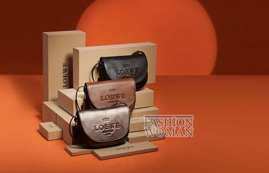 Лукбук коллекции аксессуаров Loewe Holiday 2011-2012 фото №15