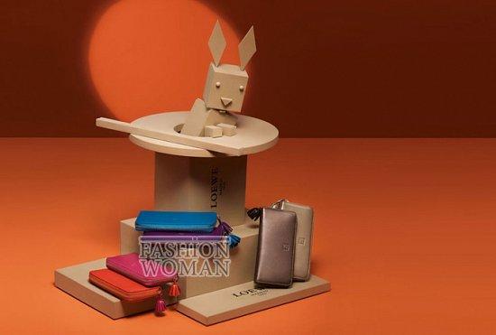Лукбук коллекции аксессуаров Loewe Holiday 2011-2012 фото №16