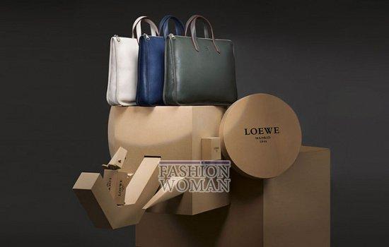 Лукбук коллекции аксессуаров Loewe Holiday 2011-2012 фото №21