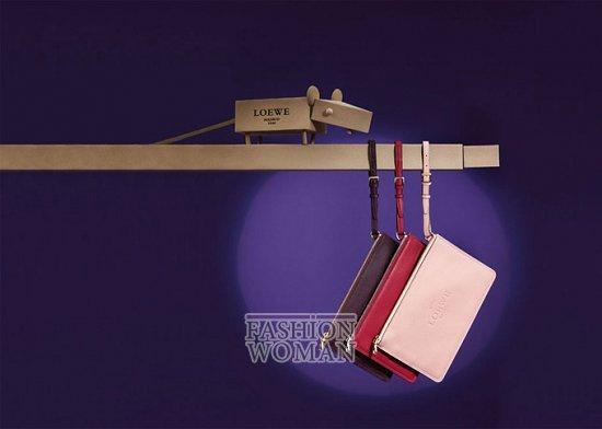 Лукбук коллекции аксессуаров Loewe Holiday 2011-2012 фото №6