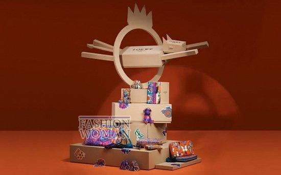 Лукбук коллекции аксессуаров Loewe Holiday 2011-2012 фото №9