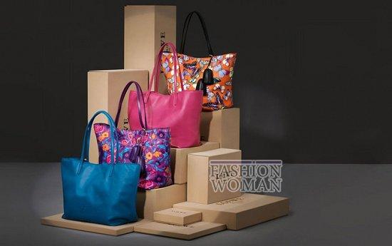 Лукбук коллекции аксессуаров Loewe Holiday 2011-2012 фото №10
