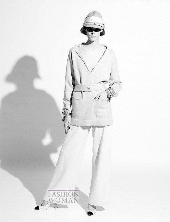 круизная коллекция Шанель 2014