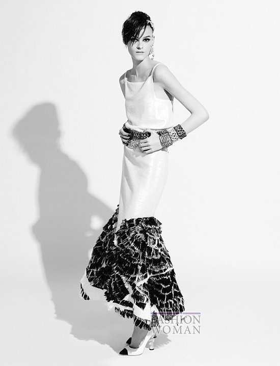 лукбук Chanel 2014