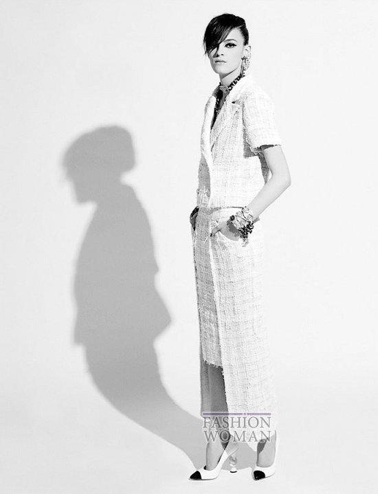 Лукбук круизной коллекции Chanel 2014 фото №5