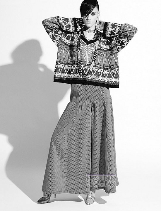 Лукбук круизной коллекции Chanel 2014 фото №6