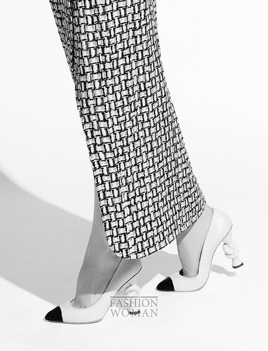 Лукбук круизной коллекции Chanel 2014 фото №8