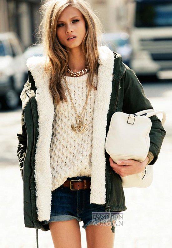мода зима 2012