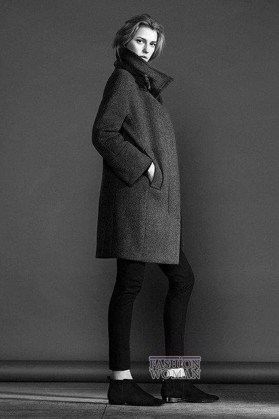 Лукбук Massimo Dutti декабрь 2013  фото №5