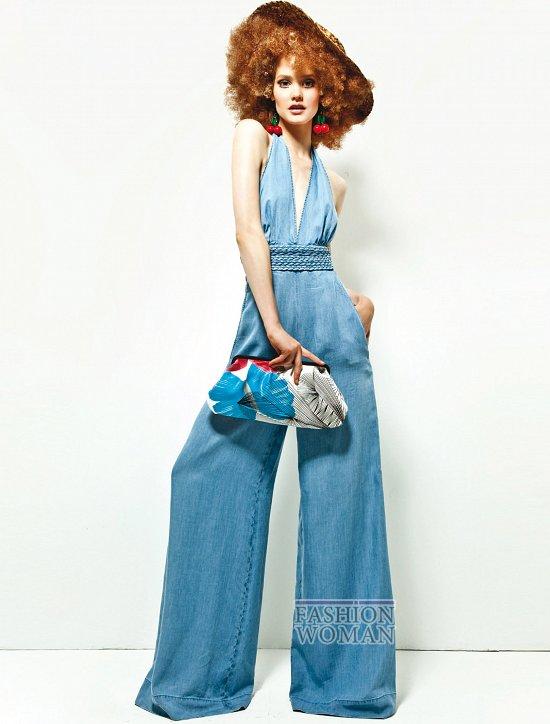 Лукбук Miss Sixty весна-лето 2012 фото №19