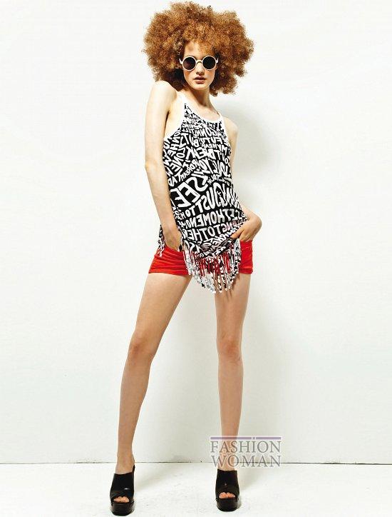 Лукбук Miss Sixty весна-лето 2012 фото №20