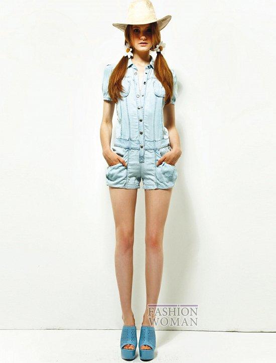 Лукбук Miss Sixty весна-лето 2012 фото №22