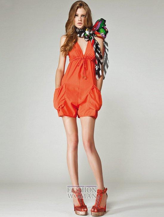 Лукбук Miss Sixty весна-лето 2012 фото №5