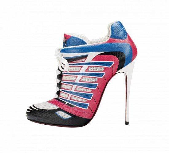 Лукбук обуви Christian Louboutin весна-лето 2015 фото №25