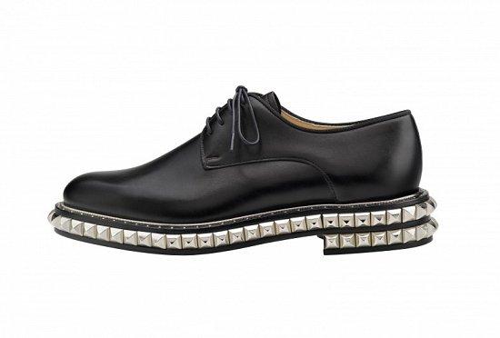 Лукбук обуви Christian Louboutin весна-лето 2015 фото №29
