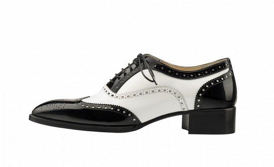 Лукбук обуви Christian Louboutin весна-лето 2015 фото №36